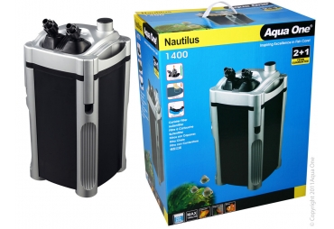Aqua One Nautilus 1400 Canister Filter
