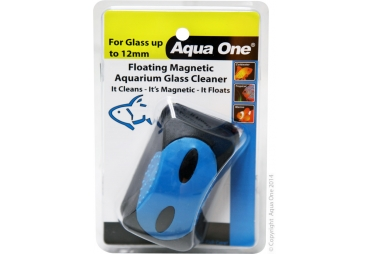 Aqua One Floating Glass Cleaner Lrg