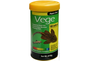 Aqua One Vege Wafers 95g