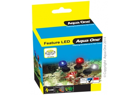 Aqua One Feature LED Blue
