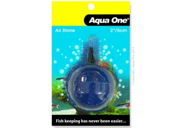 Aqua One Air Stone 5cm Round