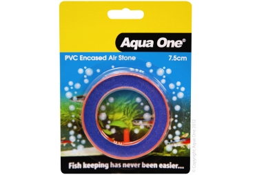 Aqua One PVC Encased Air Stone 7.5cm