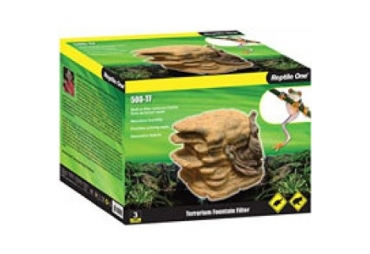 Reptile One Terrarium Fountain Filter 500-TF