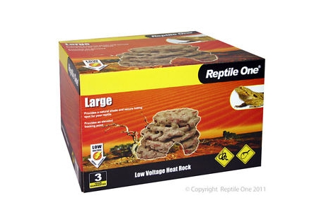 Reptile One Low Voltage Heat Rock Large