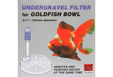 KiS Undergravel Filter For Goldfish Bowl