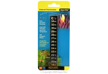 Aqua One External Thermometer