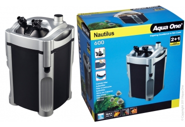 Aqua One Nautilus 600 Canister Filter