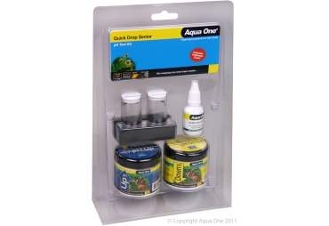 Aqua One Quick Drop Senior pH Test Kit